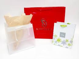 printed eurotote shopping bags paper u0026 plastic