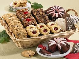 cookie basket delivery great christmas cookie basket ideas for