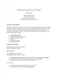 Sample Resume For Retail Sales Associate by 28 Sales Job Skills Resume Sales Skills Resume Retail Sales