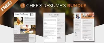 Chef Resume Template Resume Template 71 Free Resume Templates In Word Psd U0026 Mac