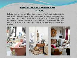 home interior styles different interior styles