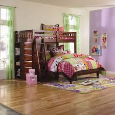 Cherry Bunk Bed Boys Bedroom Sweet Parquet Flooring Bedroom Interior Design With