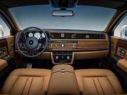rolls royce interior 2017 the rolls royce phantom nautica looks to the sea