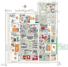 Garden State Plaza Floor Plan Directions Map California State University Northridge