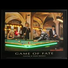 game of fate neon led picture