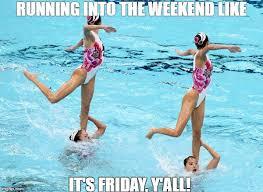 Synchronized Swimming Meme - imgflip