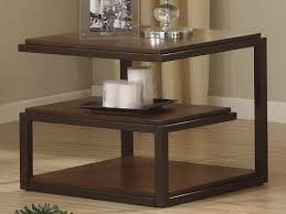 Side Table In Living Room Side Tables For Living Room Intended For Warm Bedroom Idea