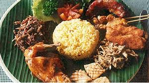 pecatu bali restaurant lunch dinner with bali food at bawang