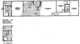 Floor Plans For Mobile Homes Single Wide Oak Creek Single Wides Manufactured Homes Modular Mobile Homes