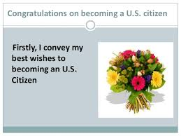 citizenship congratulations card important information for new citizens
