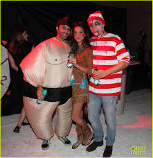 halloween party new york city 2012 connor cruise just jared halloween party 2012 photo 2747703