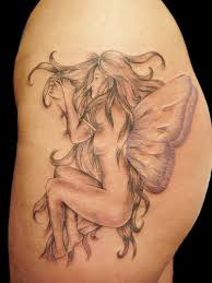 136 best fairy tattoos images on pinterest draw female