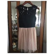 60 off forever 21 dresses u0026 skirts black and pink tulle and