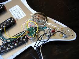 fender deluxe stratocaster pickguard wiring diagram axeblaster com