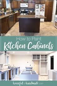how to make kitchen cabinets model how to build cabinets houseful of handmade