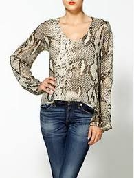 snake print blouse jumpsuit with layer halter print snake print and shirts
