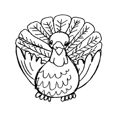 thanksgiving black and white black and white turkey clipart