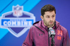 makeup school boston baker mayfield has the makeup that could be attractive to patriots
