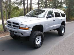1998 dodge durango 1998 dodge durango 4x4 lifted mags road tires way cool 4x4