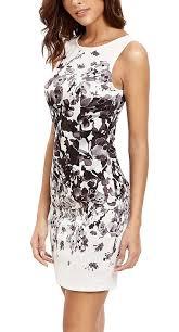 amazon com floerns women u0027s floral print sleeveless bodycon