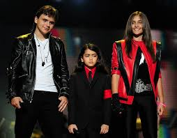 paris jackson grammy awards 2017 wallpapers the jackson kids paris prince and blanket in pictures