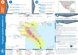 Torreon Mexico Map by Tropical Cyclone Harvey 17 Warning N 19 U2014 Wfp Geonode