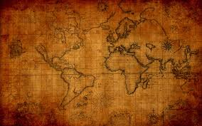 Beautiful World Map by Jmy 46 Beautiful Vintage Maps Wallpapers
