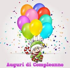 palloncini clipart auguri di compleanno elfo con palloncini ツ immagini di buon