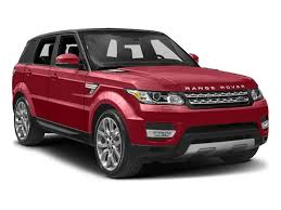 matte red range rover 2017 land rover range rover sport price trims options specs