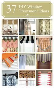 Diy Drapes Window Treatments 329 Best Window Coverings Images On Pinterest Window Coverings