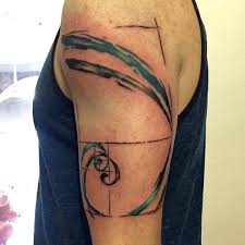 fun fibonacci sequence tattoo for appointments with me email