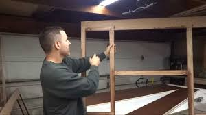 Economy Kitchen Cabinets How To Build Your Own Kitchen Cabinets Part 1 Youtube