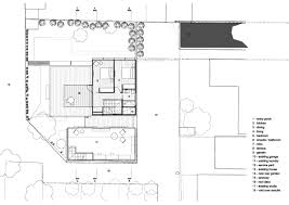 gallery of garden wall house sarah kahn architect 14