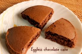 Eggless Chocolate Cake Recipe Charus Cuisine