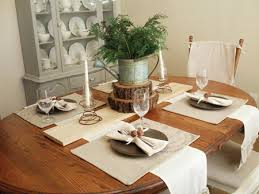 modern dining table setting ideas u2013 luxury room decor