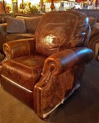 ronelo recliner hat creek interiors llc