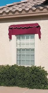Aleko Awning 4ft Classic Retractable Window Awnings