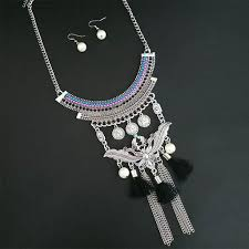 boho necklace set images Buy boho style necklaces online at jpg