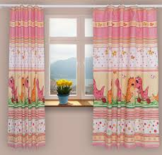 baby room colourful curtains 155x155 cm patterned designs