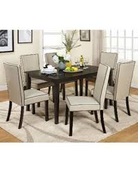5 Piece Dining Room Sets by Get The Deal Simple Living Giana Parson Dining Sets 5 Piece