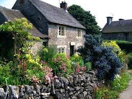 Cottage Garden Design Ideas Cottage Landscape Ideas Traditional Cottage Garden Landscape Brick