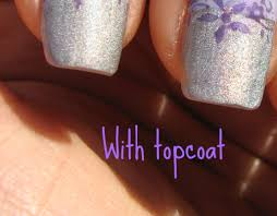 mangling my manicure how to turn your holographic polish into a