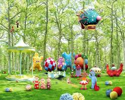 night garden cbeebies wiki fandom powered wikia