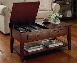 Coffee Table With Dvd Storage Coffee Table With Cd Or Dvd Storage Http Therapybychance