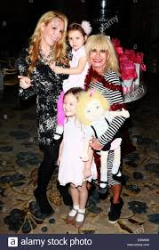betsey johnson and lulu johnson and granddaughter layla johnson