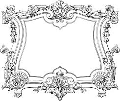 fabulous decorative frame image the graphics