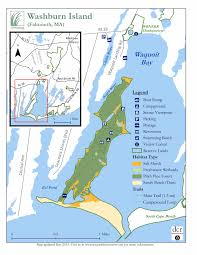 Put In Bay Map Hiking And Biking Trails Cape Cod Online