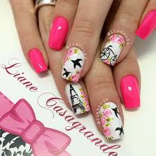 50 pink nail art designs art and design