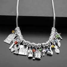 key choker necklace images Diy sherlock holmes vintage 221b key choker necklace pendants jpg