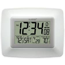 Bathroom Radio Clock Buy Atomic Clocks From Bed Bath U0026 Beyond